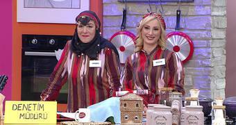 Gelinim Mutfakta'ya 95. Hafta katılan yarışmacılar