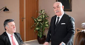 Güven Kıraç, Hekimoğlu'nda!