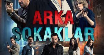 Arka Sokaklar 15.sezona 18 Eylül Cuma günü başlıyor!
