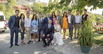 Selin ve Mesut'un düğününden özel anlar!