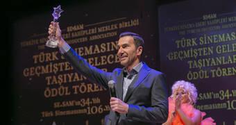 Arka Sokaklar'ın Emniyet Müdürü Engin'i İlker İnanoğlu'na ödül!