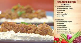 Gelinim Mutfakta - Ali Nazik Tarifi