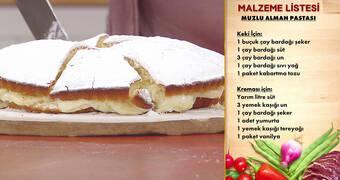 Gelinim Mutfakta - Muzlu Alman Pastası Tarifi