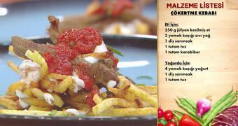 Gelinim Mutfakta - Çökertme Kebabı Tarifi