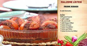 Gelinim Mutfakta - Frenk Kebabı ve Şehriyeli Bulgur Pilavı Tarifi