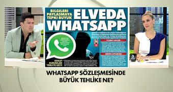 WhatsApp gizlilik sözleşmesi ne anlama geliyor? WhatsApp sözleşmesi iptal mi edildi?