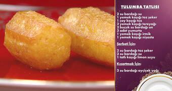 Gelinim Mutfakta - Tulumba Tatlısı Tarifi