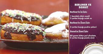 Gelinim Mutfakta - Berliner ve Donut Tarifi