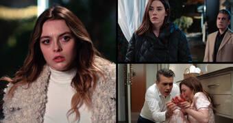 Sadakatsiz 22. son bölüm finalinde Volkan, Derin'den boşanacağını söyledi. Derin ise planını devreye soktu!