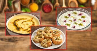 Arda'nın Ramazan Mutfağı 14 Nisan 2021 Çarşamba İftar Tarifleri