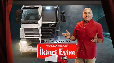 Selim Yuhay ile Yollardaki İkinci Evim Başvuru Formu