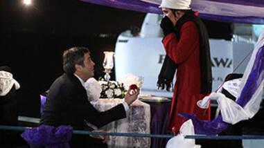 Sinan, evlenme teklif ediyor