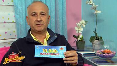 Yemekteyiz 6. Hafta kazananı Ahmet Açıkcan oldu!