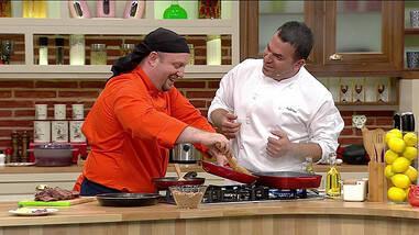 Pişir Yedir Kazan'da her güne konuk şef!