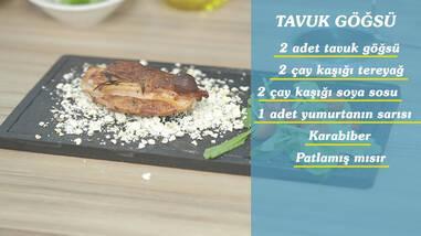 Tavuk Göğsü - Tavuk Göğsü Tarifi - Tavuk Göğsü Nasıl Yapılır?