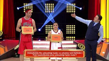 Basketbol potası yüksekliği kadınlarda ve erkeklerde aynı mıdır?