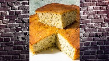 Limonlu Haşhaşlı Kek - Limonlu Haşhaşlı Kek Tarifi -  Limonlu Haşhaşlı Kek Nasıl Yapılır?