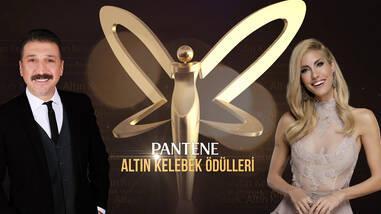 46. Pantene Altın Kelebek Ödül Töreni Yepyeni Konseptiyle Kanal D'de!