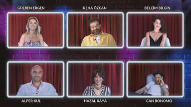 Uzak Ara Eğlence'nin ilk bölüm konuğu Hazal Kaya!