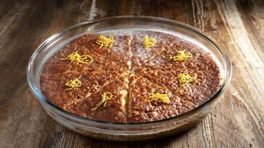 Limonlu Islak Kek - Limonlu Islak Kek Tarifi - Limonlu Islak Kek Nasıl Yapılır?
