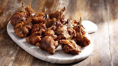 Tavuk Lolipop - Tavuk Lolipop Tarifi - Tavuk Lolipop Nasıl Yapılır?