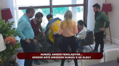 Nurgül fenalaştı, sağlık ekipleri geldi!