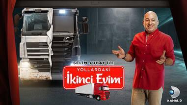 """""""Selim Yuhay ile Yollardaki İkinci Evim"""" başlıyor!"""