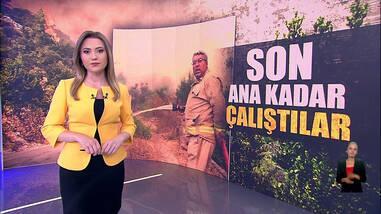 Kanal D Haber Hafta Sonu - 01.08.2021