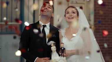 Naz ve Fırat evleniyor!