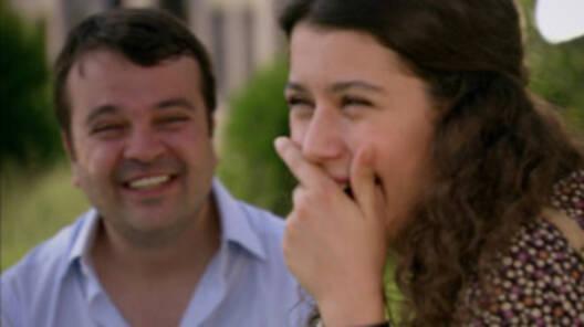 Fatmagül'e doğum günü sürprizi
