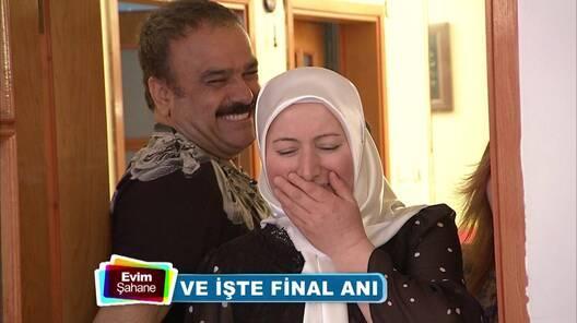 Evim Şahane - 04.06.2015