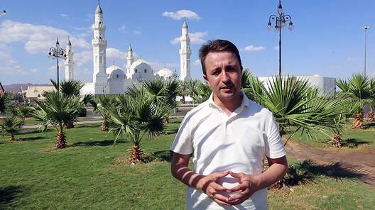 Fatih Savaş Kutsal Topraklarda - İslam'da ilk inşa edilen mescid Kubâ Mescid-i