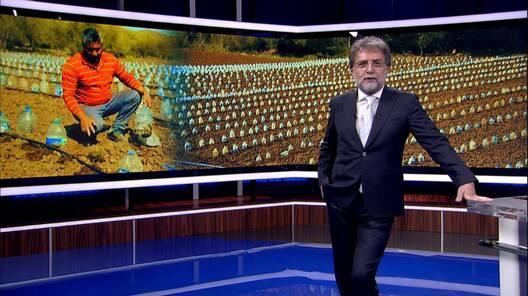 Ahmet Hakan'la Kanal D Haber - 19.04.2018