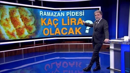 Ahmet Hakan'la Kanal D Haber - 25.04.2018