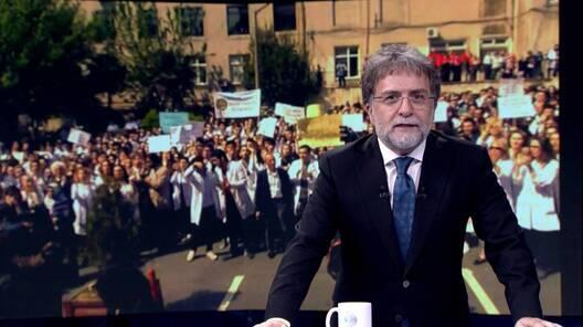 Ahmet Hakan'la Kanal D Haber - 27.04.2018