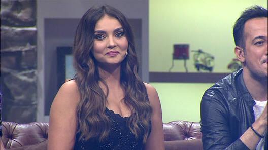Miss Turkuaz Europe 2017 Güzeli Mihriban Zeren Beyaz Show'daydı!