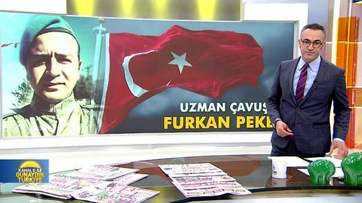Kanal D ile Günaydın Türkiye - 09.05.2018