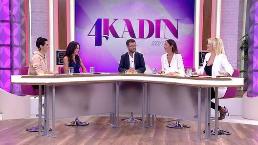 4 Kadın Zamanı / 09.10.2018