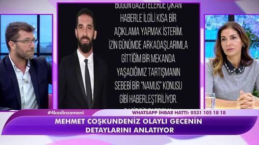 4 Kadın Zamanı / 11.10.2018