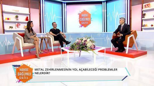 Metal zehirlenmesi nedir?