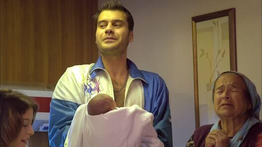 Osman ve Mahmut baba oluyor!