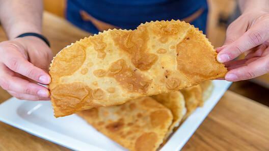 Arda'nın Ramazan Mutfağı - Çibörek