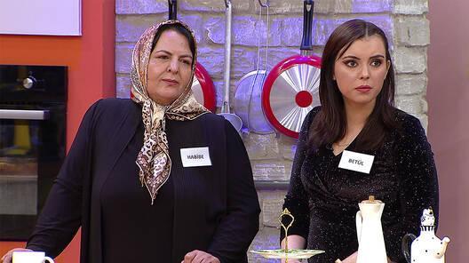 Gelinim Mutfakta'ya 88. Hafta katılan yarışmacılar