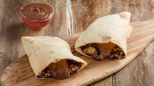 Arda'nın Mutfağı - Çikolatalı Pizza