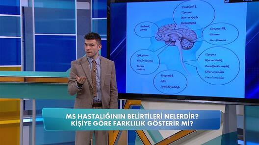 MS hastalığının belirtileri nelerdir?