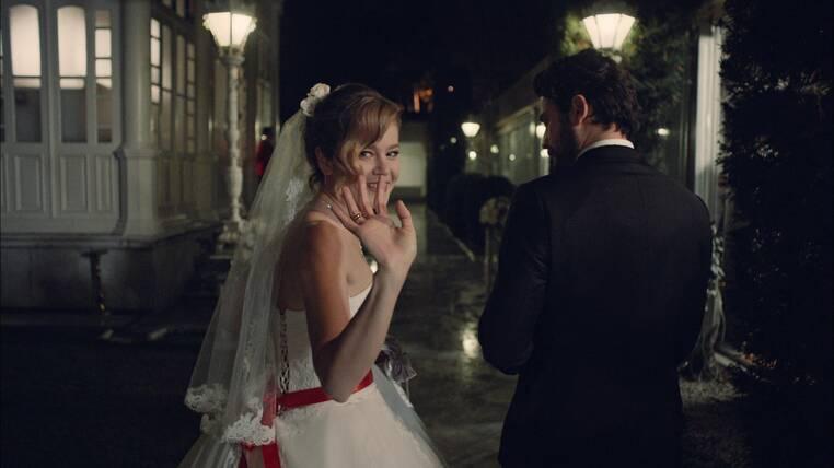 Hayat Şarkısı dizisinden ses getirecek düğün sahneleri!