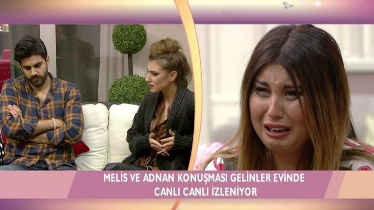 Ceyda ve Adnan aşkında televizyonda yayınlanmayan büyük kriz!