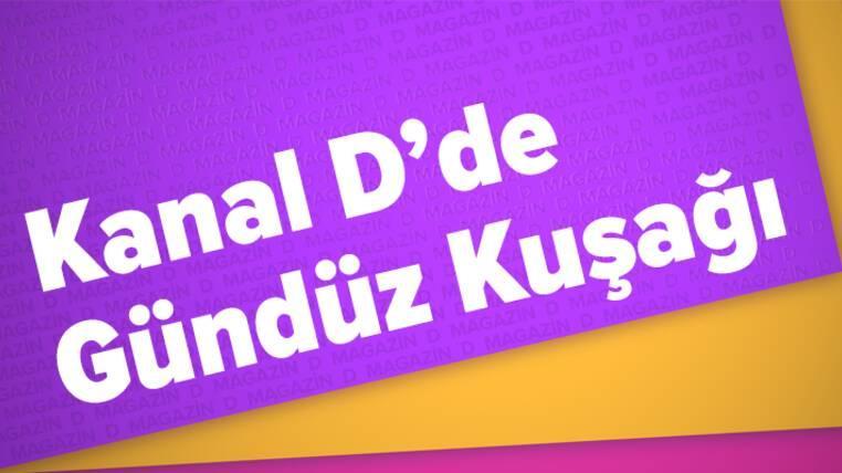 Magazin Kanal D'de izlenir!